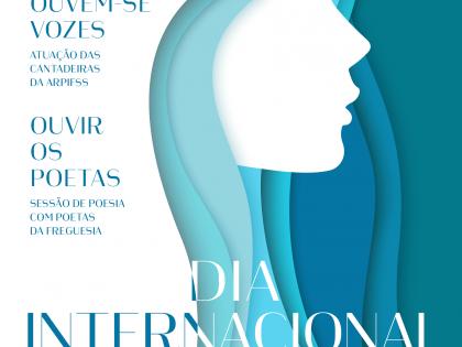 Comemorações do Dia Internacional da Mulher 2019
