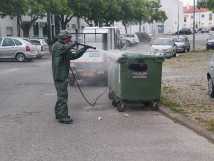 Campanha de limpeza e higienização de equipamentos urbanos avança na União das Freguesias de Bacelo e Senhora da Saúde