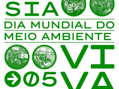 Dia 5 de junho comemora-se o Dia do Ambiente